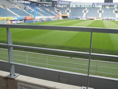 Renovatie van de Ghelamco Arena