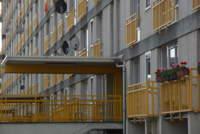 Poedercoating op balkonhekken Antwerpen Kiel_2