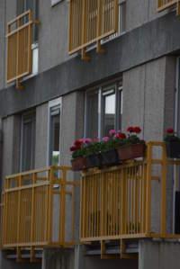 Poedercoating op balkonhekken Antwerpen Kiel_4